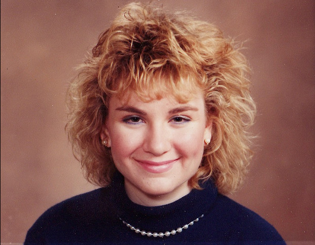 Deb at 21